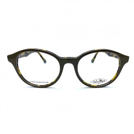Dámske dioptrické trendové okuliare FACE 2 FACE | FF3246 F2F c3