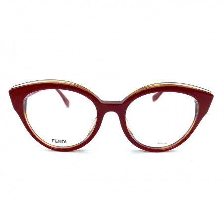 Dámske dioptrické luxusné okuliare FENDI | FF0280 c9A