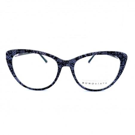 Dámske dioptrické trendové okuliare BUNOVIATA | BOPPC2