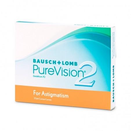 PureVision 2 Astigmatické...