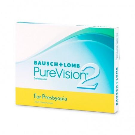 PureVision 2 pre Presbiopov...