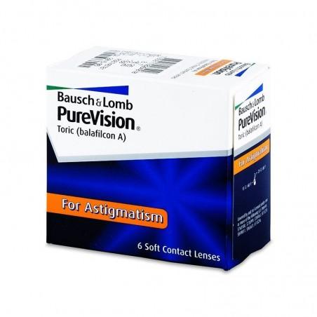 PureVision Astigmatické...