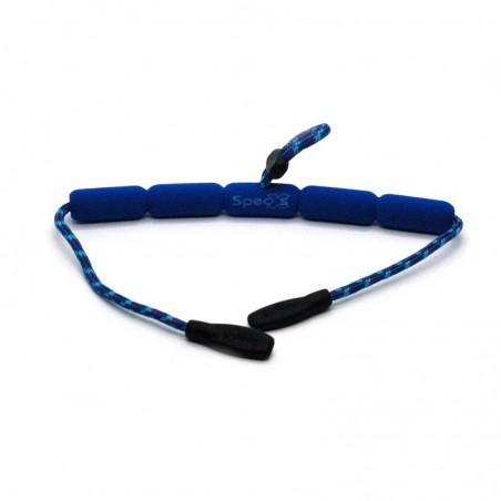 Šnúrka s plavákom modrá