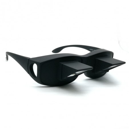 Okuliare na čítanie v lehu...