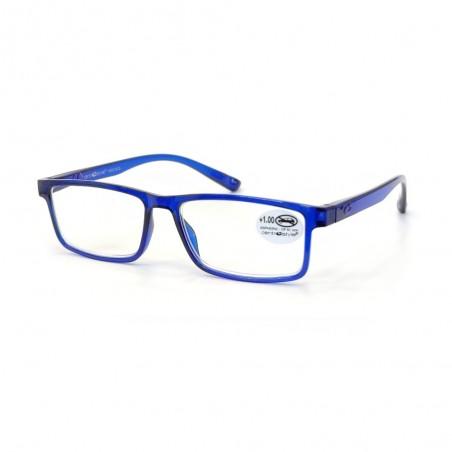 Čítacie okuliare hotové +1.00 až +2.0 dioptrie modré