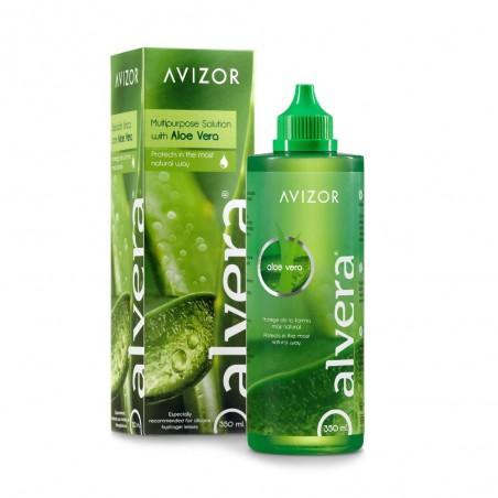 Alvera 350 ml. roztok na kontaktné šošovky s Aloe Vera