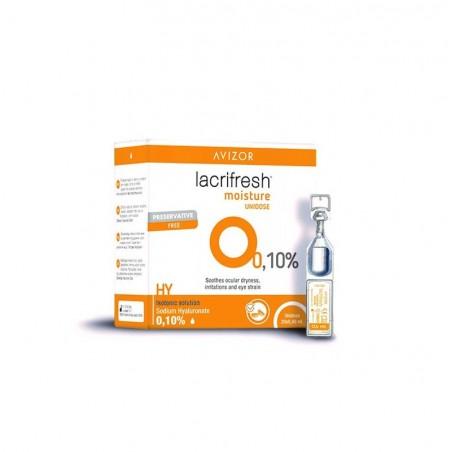 Lacrifresh Drops OCUDRY 20x0,4 ml. očné kvapky - 10% kyselina hyaluronová