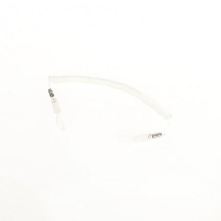 Gumička pružinka na okuliare špirála nylonová priesvitná
